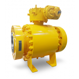 VAN BI DONGSAN - HÀN QUỐC - FORCE BALL VALVE MODEL DTS SERIES