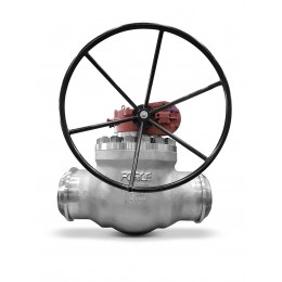 VAN BI DONGSAN - HÀN QUỐC - FORCE BALL VALVE MODEL TWS SERIES