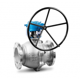 VAN BI DONGSAN - HÀN QUỐC - FORCE BALL VALVE MODEL BTS SERIES